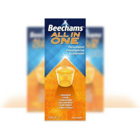 Beechams All-In-One Syrup 160ml