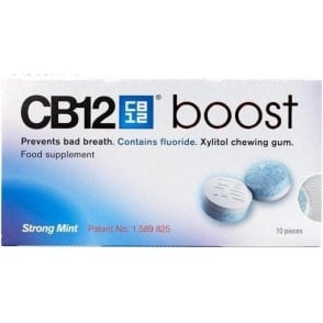 Cb12 Boost Chewing Gum