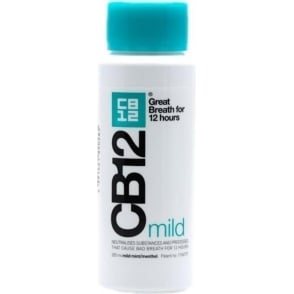 Cb12 Oral Rinse Mild/Mint 250ml