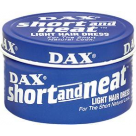 Dax Wax Short And Neat Hair Dress 99G
