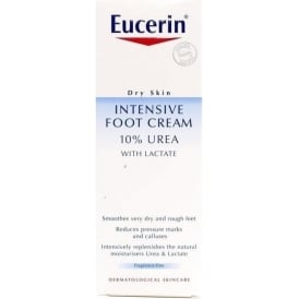 Eucerin Dry Skin 10% Urea Int Foot Cream 100ml