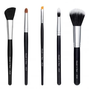 Powder 'n' Pout Flawless 5 Brush Set