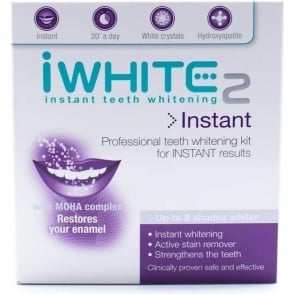 Iwhite 2 Instant Teeth Whitening Kit