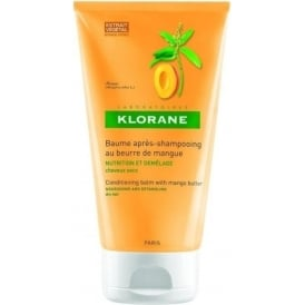 Klorane Conditioner With Mango Butter, 150ml