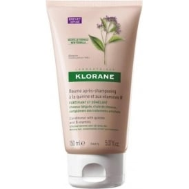 Klorane Conditioner With Quinine And B Vitamins, 150ml
