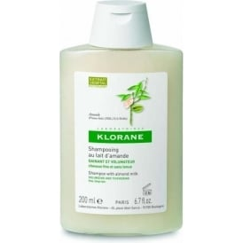 Klorane Shampoo With Almond Milk, 200ml