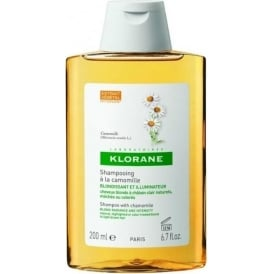 Klorane Shampoo With Camomile, 200ml