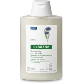 Klorane Shampoo With Centaury, 200ml