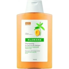 Klorane Shampoo With Mango Butter, 200ml