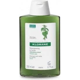 Klorane Shampoo With Nettle, 200ml