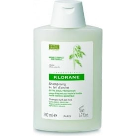 Klorane Shampoo With Oat Milk, 200ml