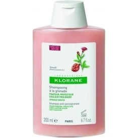 Klorane Shampoo With Pomegranate, 200ml
