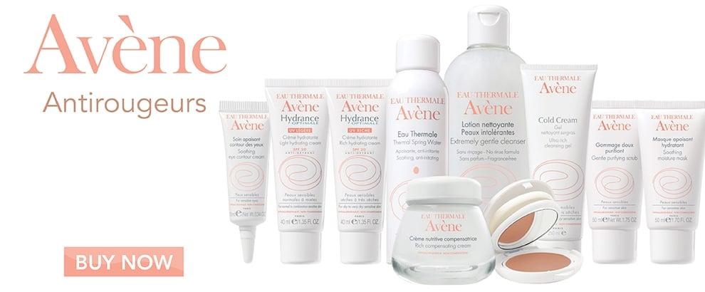 Avene Skin Care Banner 3