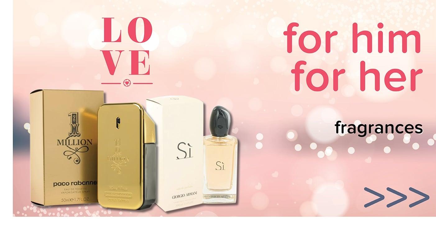 Up to 25% off Men's fragrance