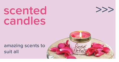 Lily Flame Candles