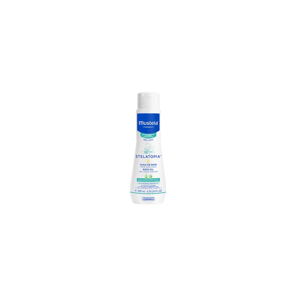 Mustela Stelatopia Bath Oil 200ml Pharmacy Amp Health From