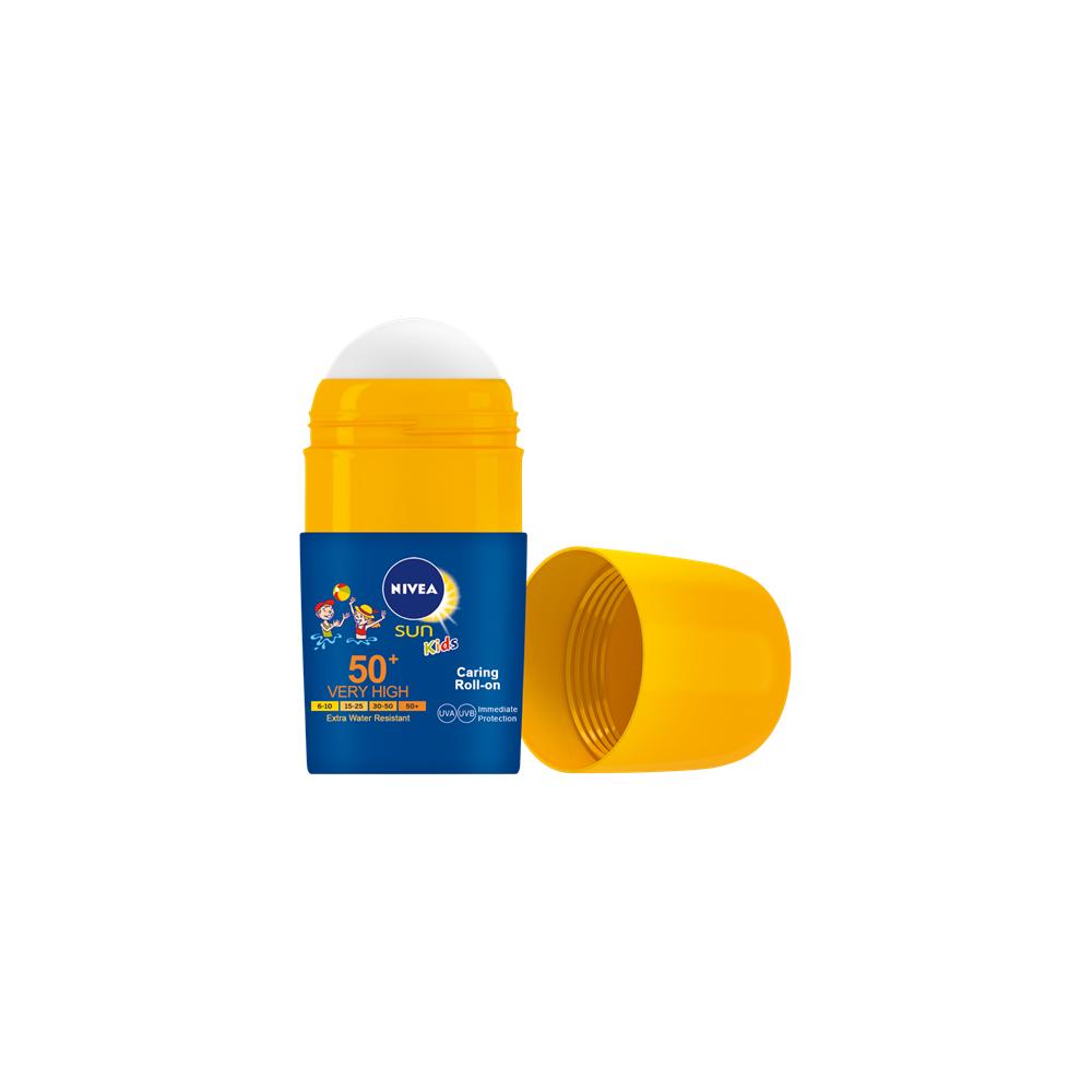 nivea sun moisturising spf 50