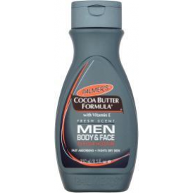 Mens cocoa butter