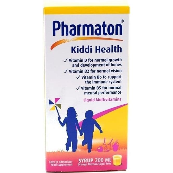 Pharmaton Kiddi Health 200ml Pharmacy Amp Health From