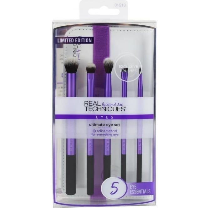 Buy Real Techniques Ultimate Eyes Starter Set