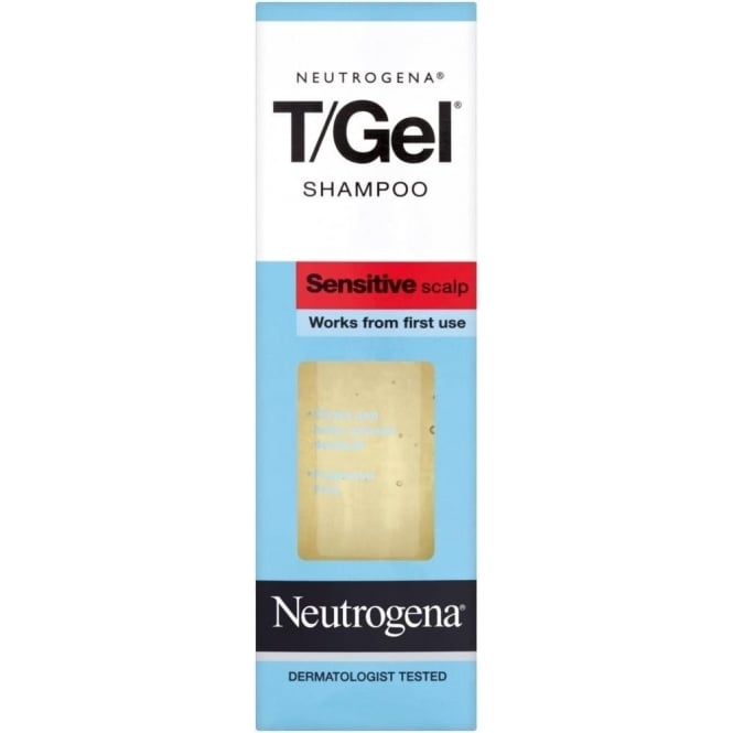 T/Gel Anti Dandruff Shampoo Sensitive 125ml