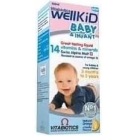 Wellkid Baby Syrup 150ml