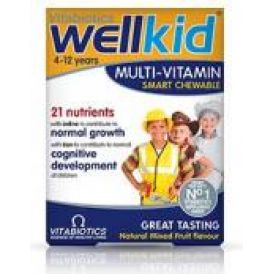 Wellkid Tablets Pack Of 30